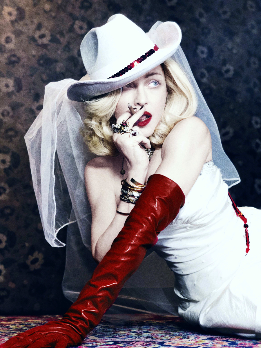 """Madonna returns to the throne with first new single in four years """"Medellín"""": Stream"""