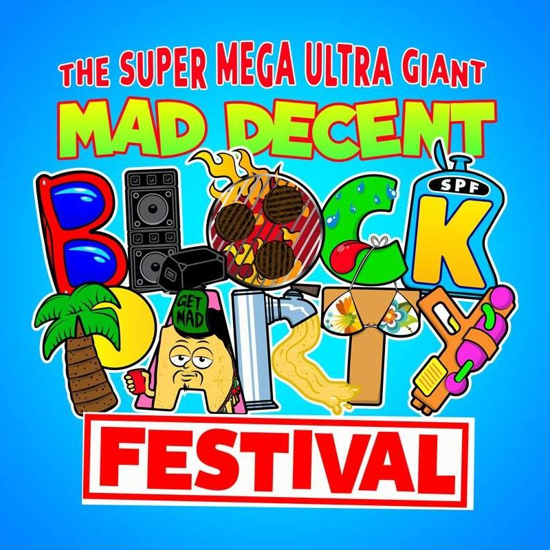 Mad Decent Block Party 2019