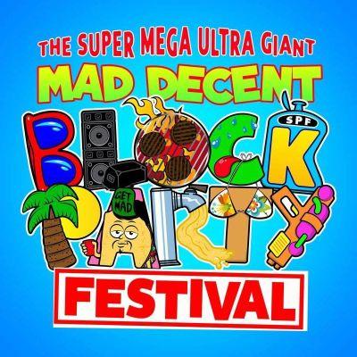 Mad Decent Block Party 2019