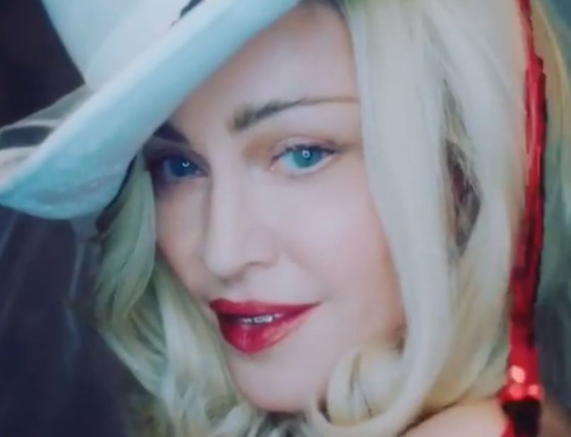 Madonna as Madame X