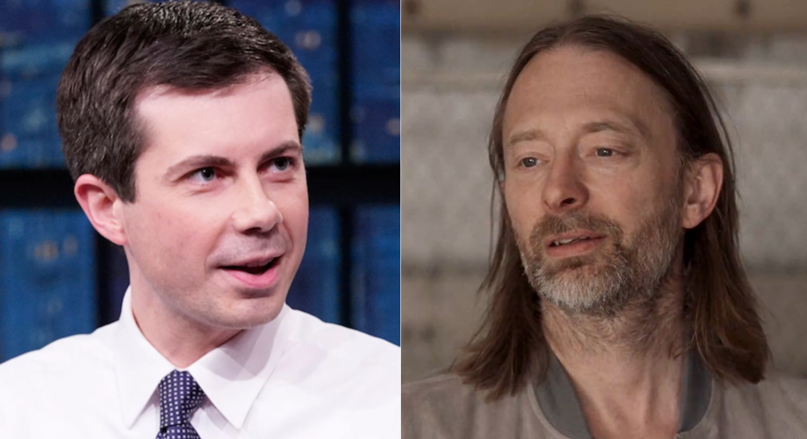 Mayor Pete picks his favorite Radiohead album, but doesn't think they'd be good for an inauguration