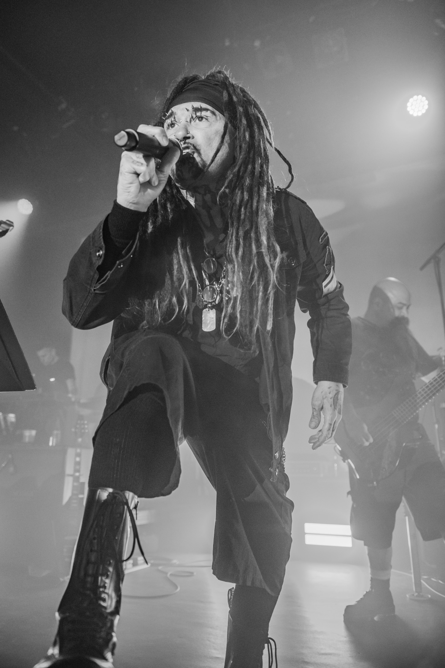 Ministry at Music Hall of Williamsburg
