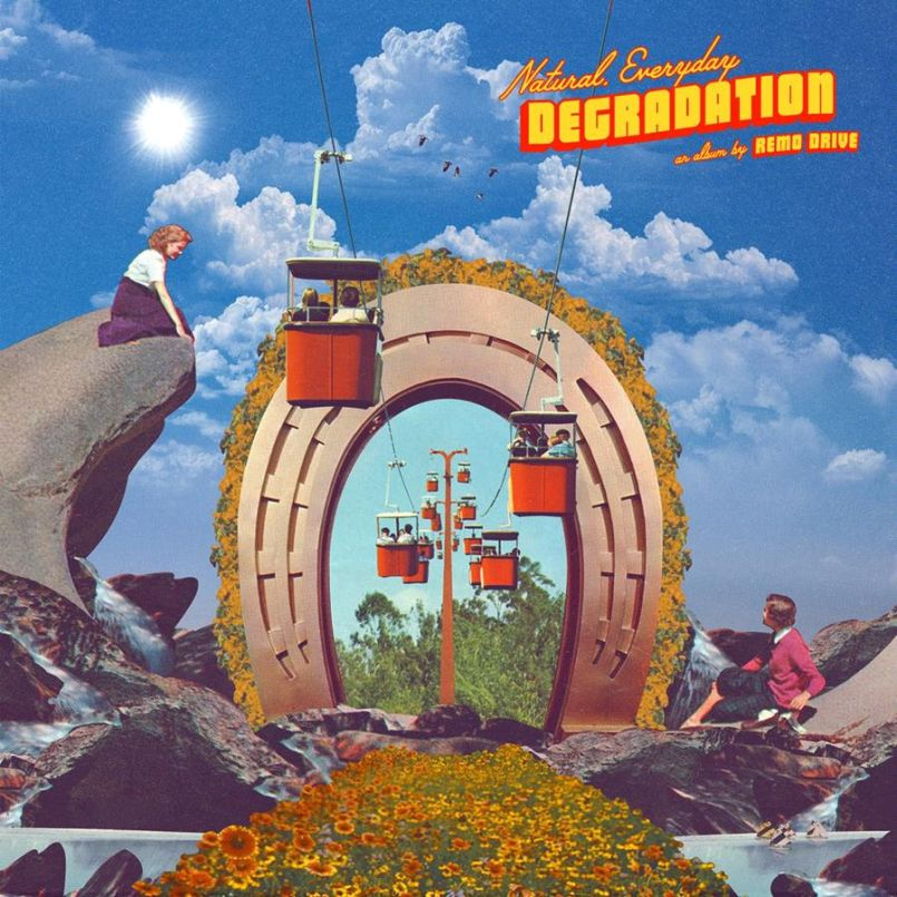 Natural, Everyday Degradation Album Artwork Remo Drive