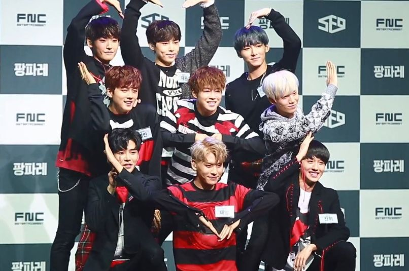 SF9, photo via Wikipedia