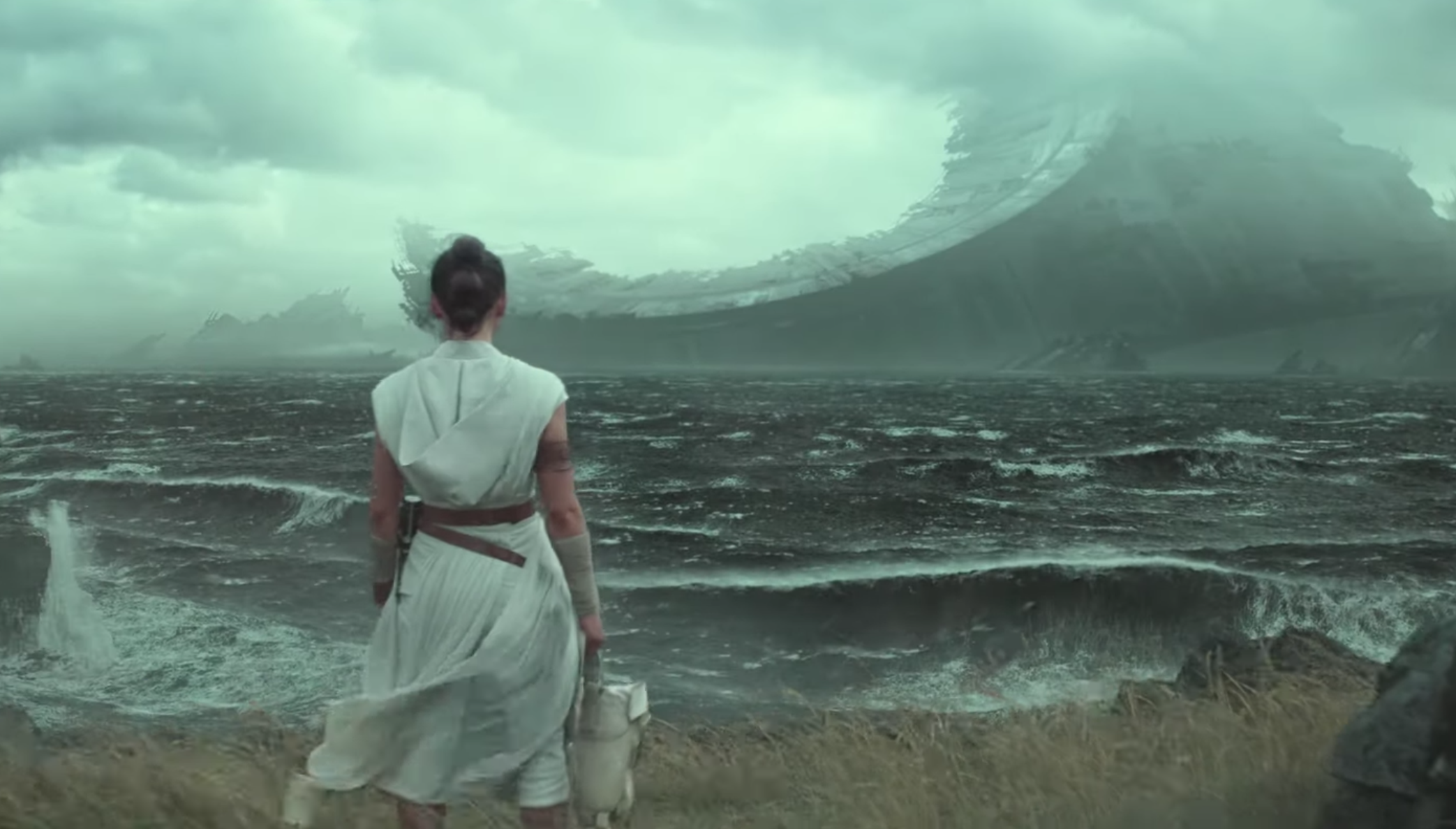 Ix Takeaways From Star Wars The Rise Of Skywalker S Trailer Consequence Of Sound