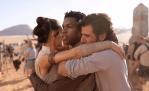 Daisy Ridley, John Boyega, Oscar Isaac, Star Wars, Episode IX