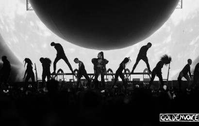 Coachella, Ariana Grande, Goldenvoice, Crowd Shot
