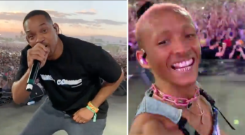 Will Smith, Jaden Smith, Coachella, 2019,