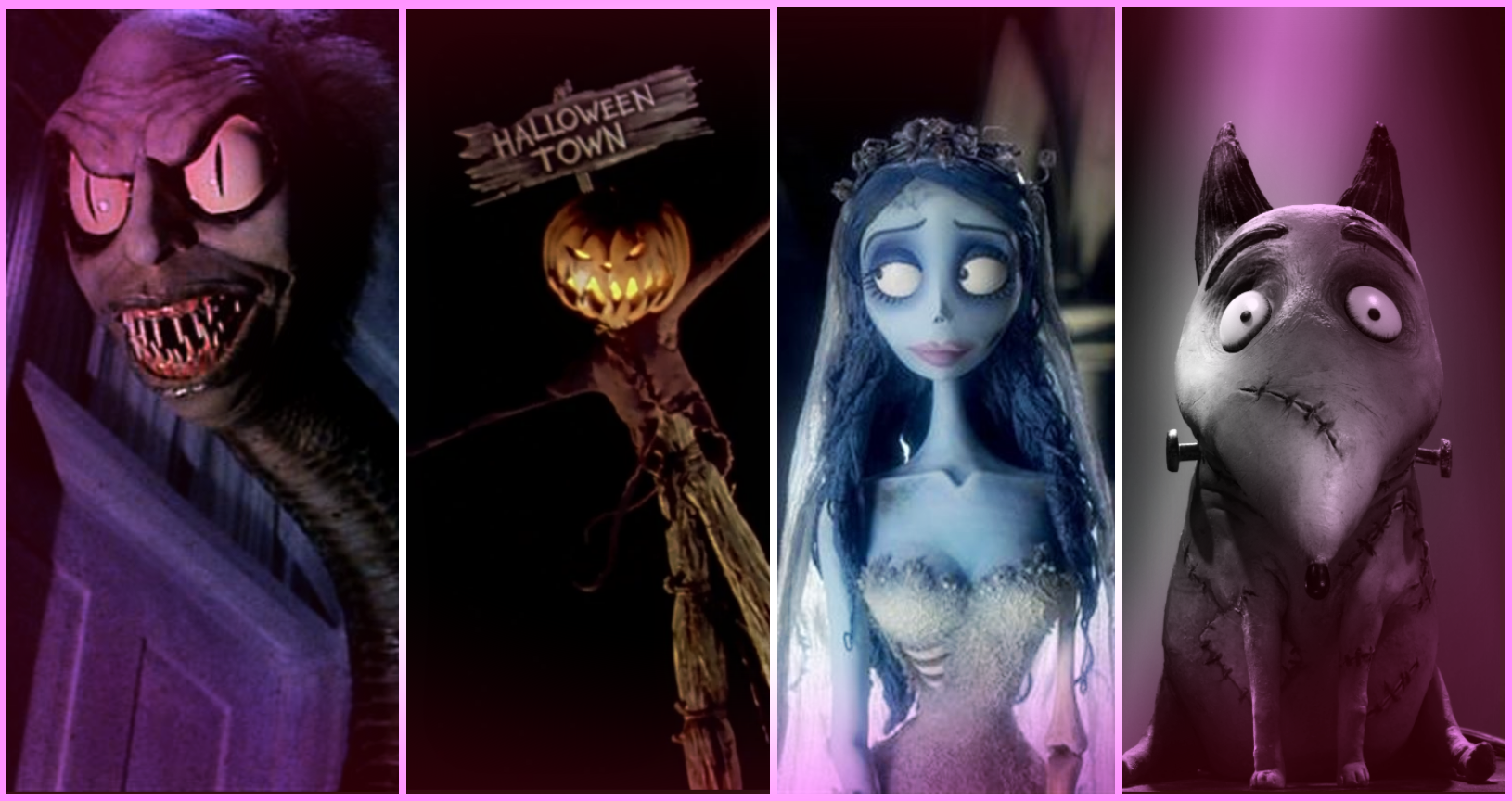 Filmography Tim Burton Imagines In Stop Motion Animation Consequence Of Sound