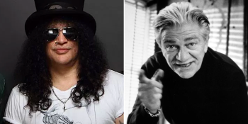 Slash and Seymour Cassel 1