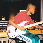 "Steve Lacy shares new song ""N Side"", photo by Alan Lear"