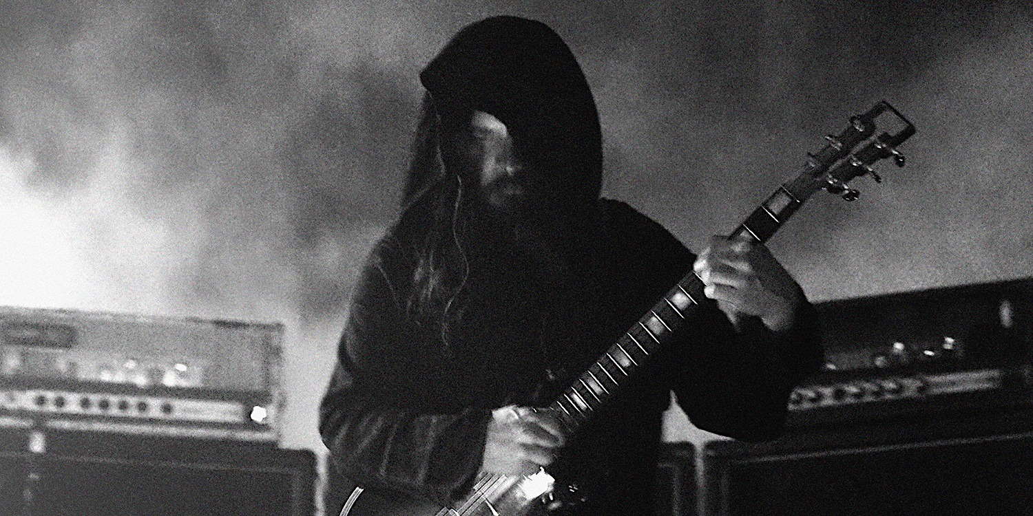 Live Review Sunn O Bring Monolithic Life Metal To