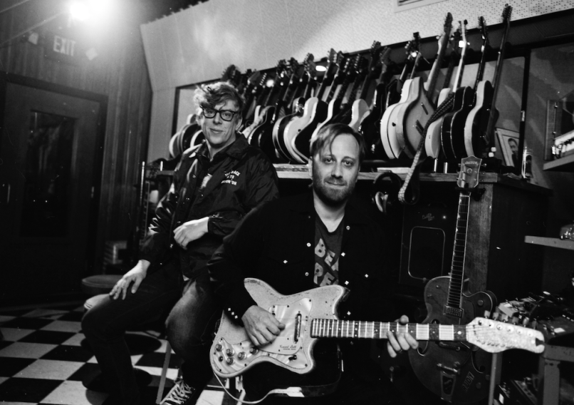 The Black Keys Alysse Gafkjen Let's Rock Eagle Birds new album announcement stream