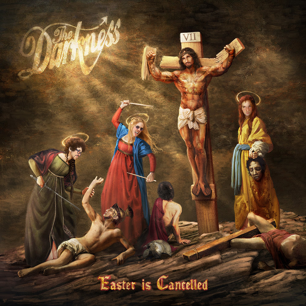 The Darkness announce new album Easter Is Cancelled ...