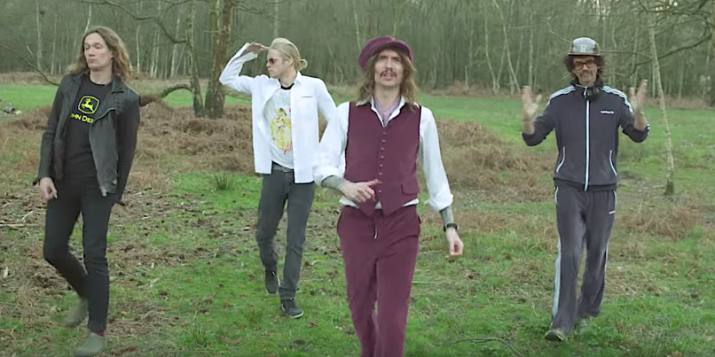 The Darkness announce new album Easter Is Cancelled
