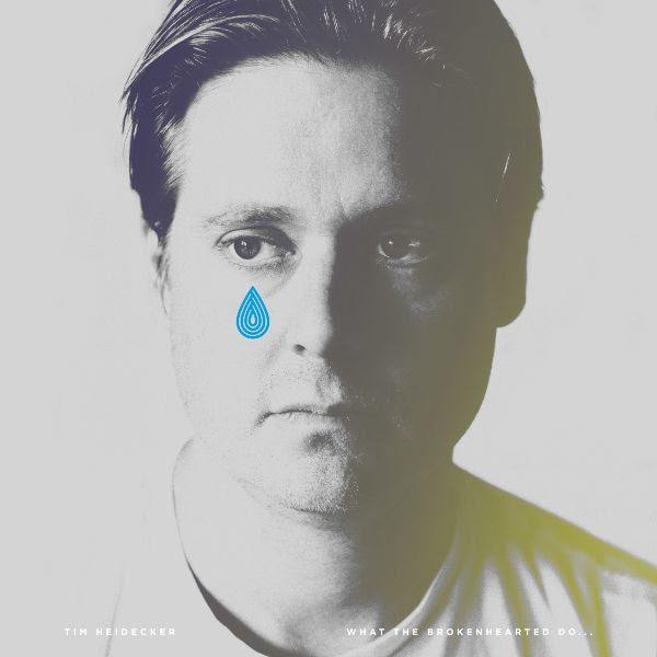 Tim Heidecker What the Brokenhearted Do... Artwork album cover art