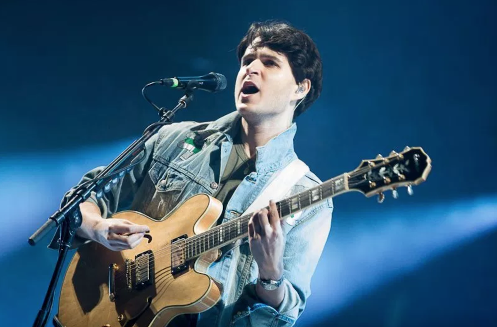 """Vampire Weekend share two new songs """"This Life"""" and """"Unbearably White"""": Stream"""