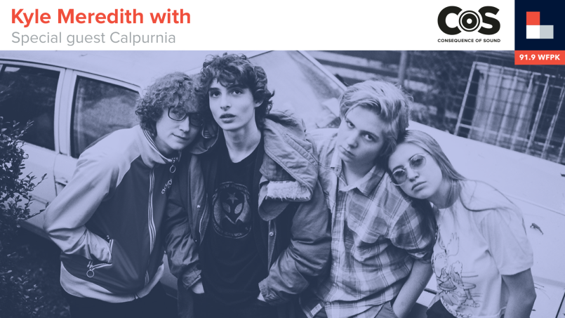 Calpurnia, Kyle Meredith With, Rock, Alternative