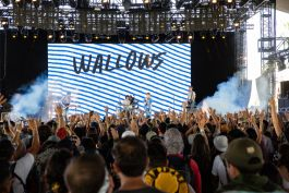 Wallows at Coachella 2019, photo by Debi Del Grande