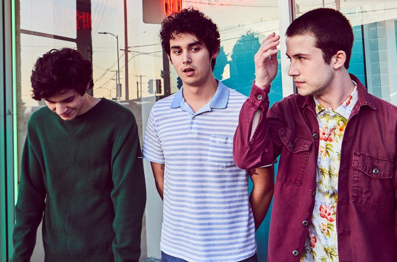 Wallows, photos by Jimmy Fontaine