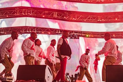 YG at Coachella 2019, photo by Debi Del Grande