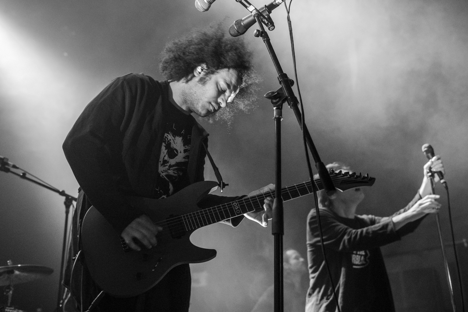 Zeal and Ardor at Terminal 5 in NYC