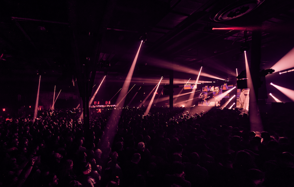 aphex twin brooklyn nyc concert review april 11 2019 avant gardner