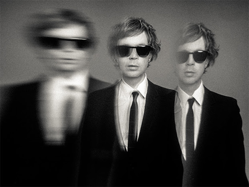 "Beck new album Hyperspace ""Saw Lightning"" single Pharrell Williams"