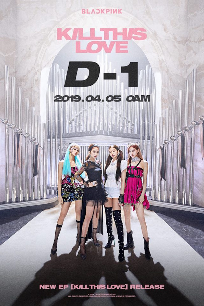 BLACKPINK premiere Kill This Love EP: Stream | Consequence