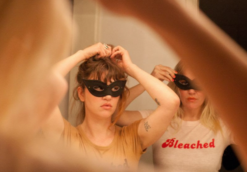 "Bleached ""Shitty Ballet"" new indie song releases music video"