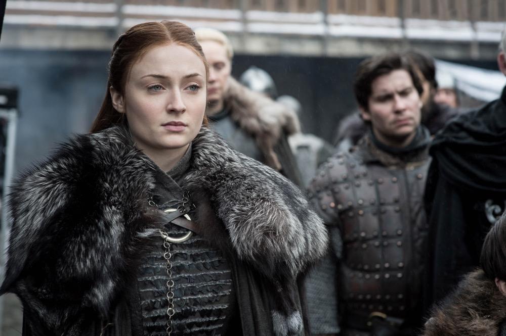 Sophie Turner, HBO, Game of Thrones, Season Eight