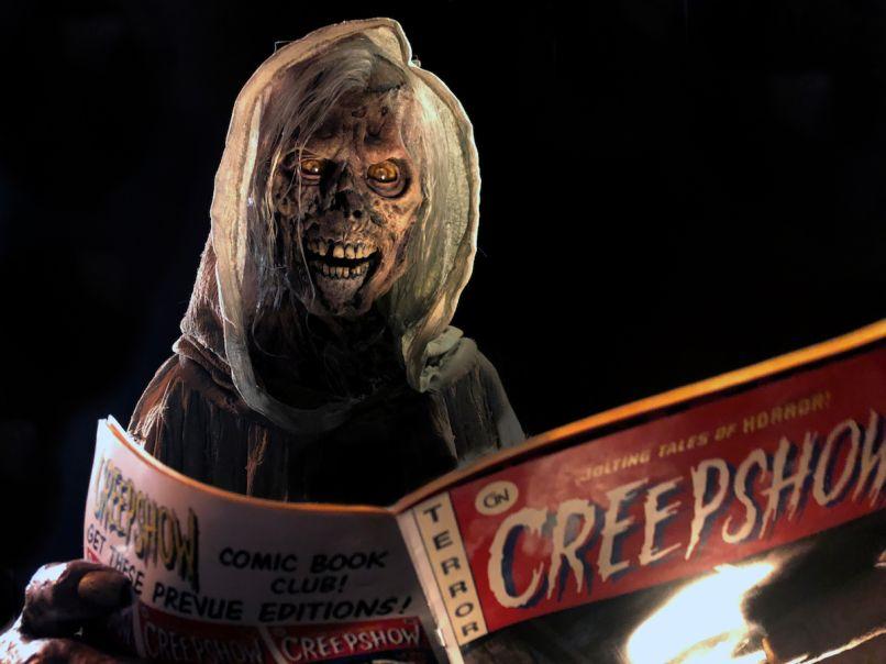 The Creep, Creepshow, Comics, EC Comics, Stephen King