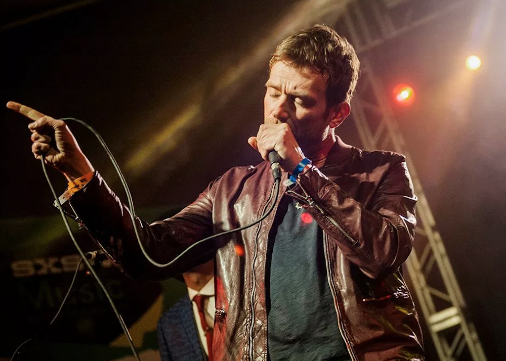 "Damon Albarn says music ""needs"" to be more political"