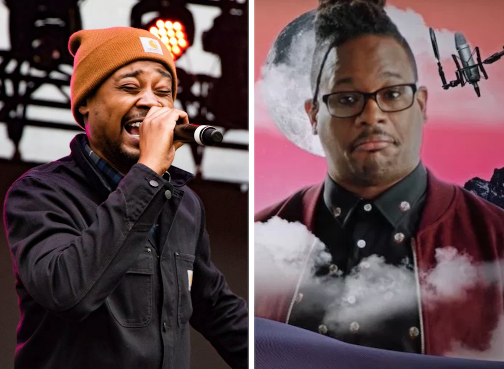 "Danny Brown and Open Mike Eagle join forces on new song ""Unfiltered"": Stream"