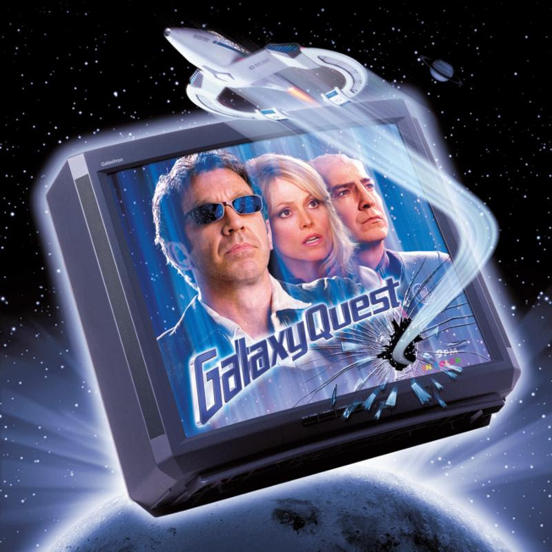 Galaxy Quest Album Cover