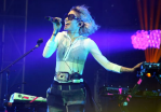 Grimes hologram tour
