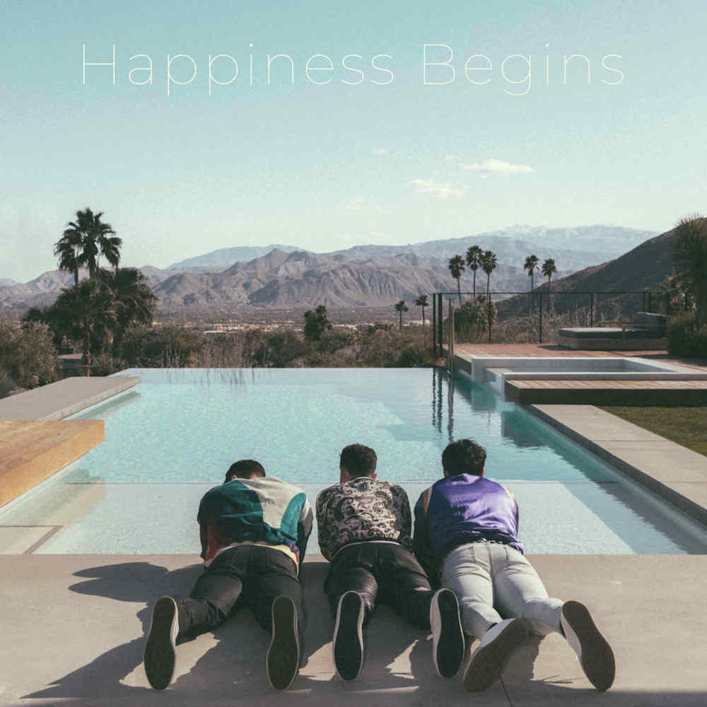jonas brothers happiness begins new album artwork cover