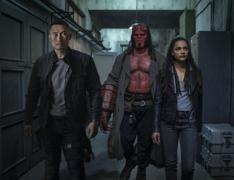 hellboy david harbour neil marshall 2019 movie