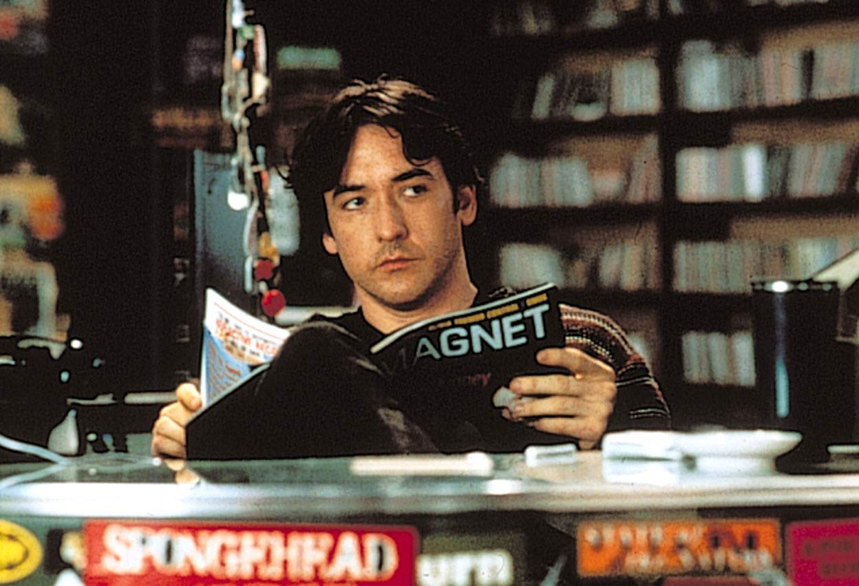 high fidelity john cusack movie