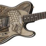 Game of Thrones Fender guitars Sigil Collection House Stark Lannister Targaryen