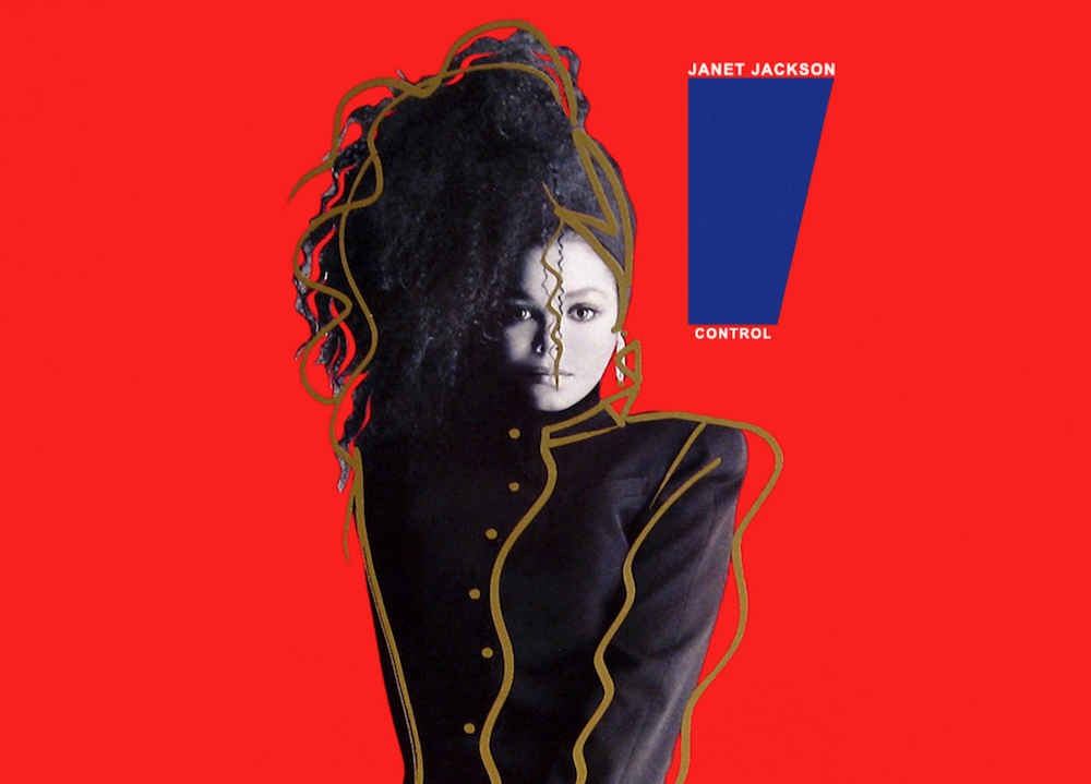 Janet Jackson's Control to be reissued on vinyl for the first time since 1986