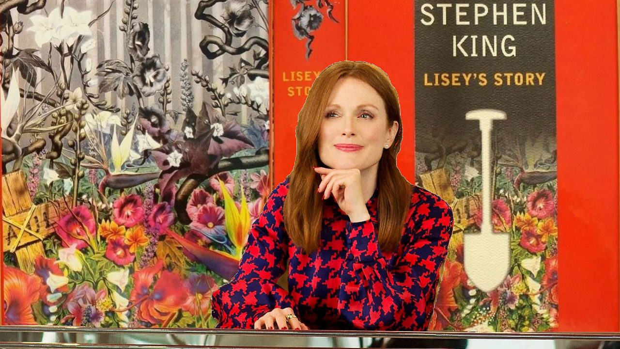 Julianne Moore, Stephen King, Lisey's Story, Apple
