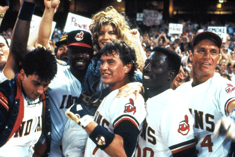 Charlie Sheen, Dennis Haysbert, Rene Russo, Tom Berenger, Wesley Snipes, Baseball, Major League, Comedy