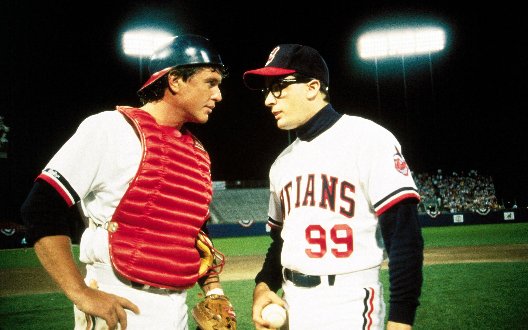 Tom Berenger, Charlie Sheen, Major League