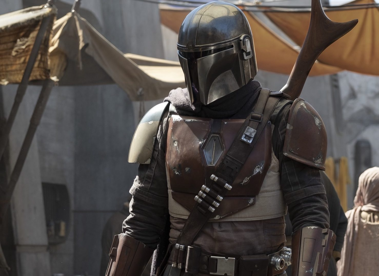 the mandalorian disney+ star wars series jon favreau
