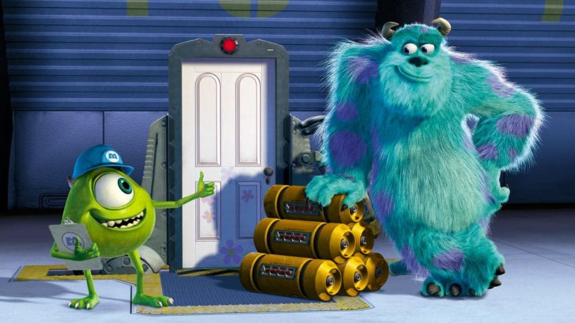 Monsters, Inc., Pixar, John Goodman, Billy Crystal