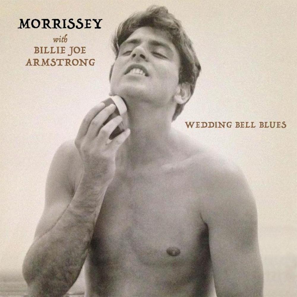 morrissey wedding bell blues billie joe armstrong release artwork