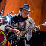 Neil Young Crazy Horse new album reunion collaboration