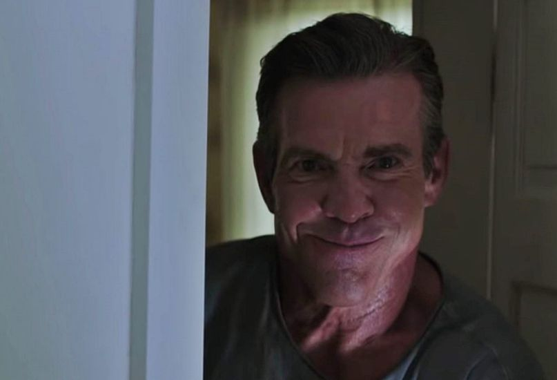 the intruder dennis quaid thriller screen gems
