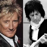 Rod Stewart and Jeff Beck Group reunion Hollywood Bowl September